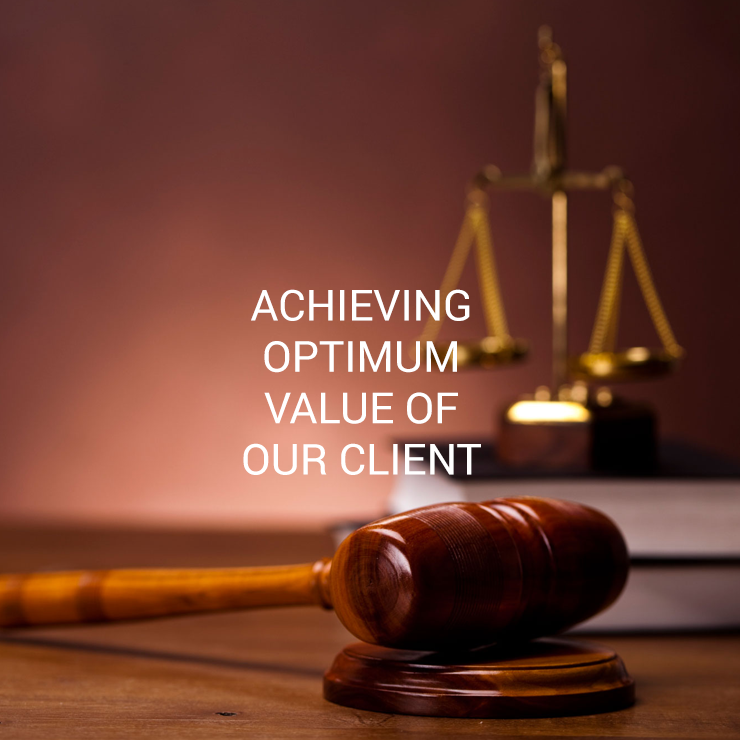 Achieving optimum value of our client