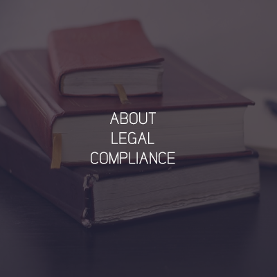 About Legal Compliance